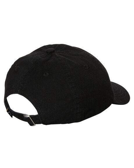 WORN BLACK KIDS BOYS RUSTY HEADWEAR - HCB0306WNB