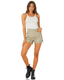 ROCK WOMENS CLOTHING BRIXTON SHORTS - 04167RCK