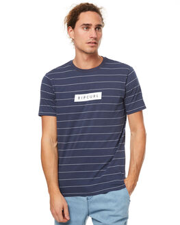 NAVY MENS CLOTHING RIP CURL TEES - CTEGK20049