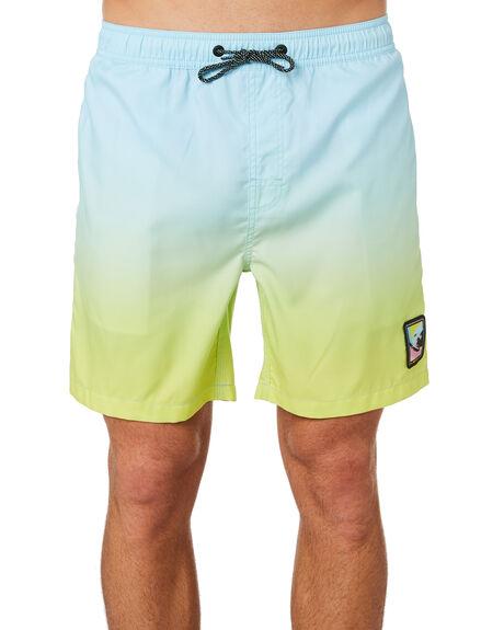 BLUE MENS CLOTHING RIP CURL BOARDSHORTS - CBOBQ90070