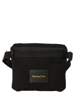 BLACK MENS ACCESSORIES BARNEY COOLS BAGS + BACKPACKS - A10-Q120BLK