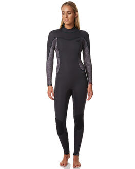 BLACK SURF WETSUITS BILLABONG STEAMERS - 6773700BLK