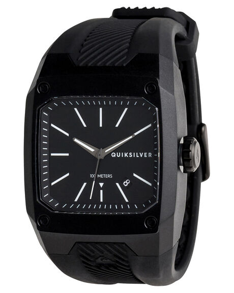 BLACK MENS ACCESSORIES QUIKSILVER WATCHES - EQYWA03023KVJ0