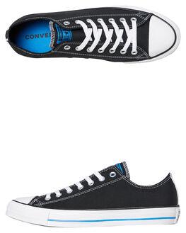 a0e1f02502f4 BLACK MENS FOOTWEAR CONVERSE SNEAKERS - SS164414CBLKM
