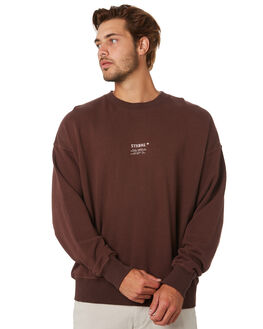 FRENCH ROAST MENS CLOTHING THRILLS JUMPERS - TA20-203CFRRST