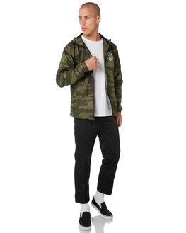 FORREST CAMO MENS CLOTHING SPITFIRE JACKETS - 54010045DFRCAM
