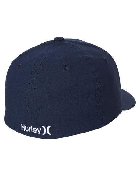 OBSIDIAN MENS ACCESSORIES HURLEY HEADWEAR - 892025452