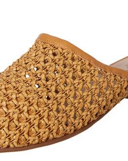 TAN WOMENS FOOTWEAR WALNUT HEELS - AVERYTAN