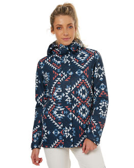 NAVAJO BLUE SNOW OUTERWEAR BILLABONG JACKETS - F6JF02NAVAJ