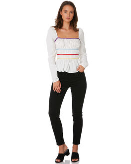 SPORTY SPICE WOMENS CLOTHING THE EAST ORDER FASHION TOPS - EO190606TSPORT