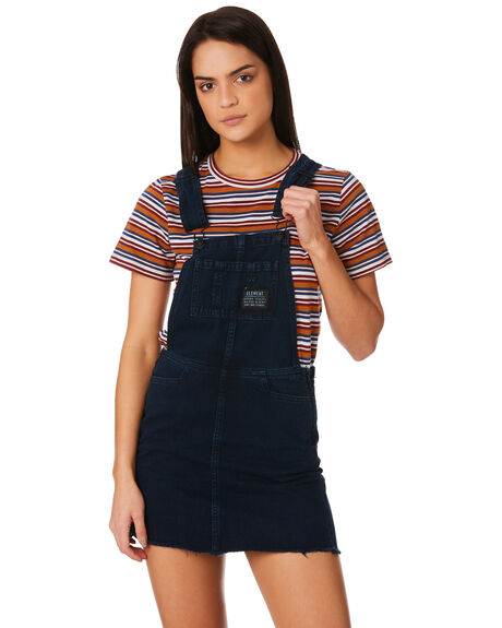 INDIGO WOMENS CLOTHING ELEMENT PLAYSUITS + OVERALLS - 283873IND