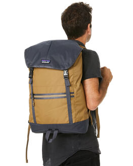 CORIANDER BROWN MENS ACCESSORIES PATAGONIA BAGS + BACKPACKS - 47958COI