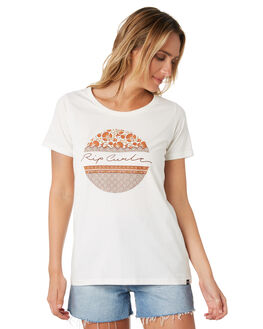 BONE WOMENS CLOTHING RIP CURL TEES - GTECR23021