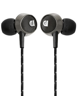 GUNMETAL MENS ACCESSORIES AUDIOFLY AUDIO + CAMERAS - AF564-3-17GUN