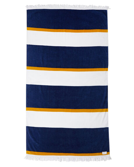 NAVY WOMENS ACCESSORIES SWELL TOWELS - S81641803NVY