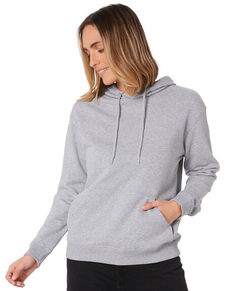 GREY MARLE WOMENS CLOTHING AS COLOUR JUMPERS - 4120GMRL