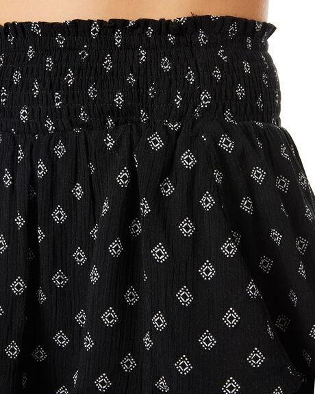 BLACK WHITE WOMENS CLOTHING MINKPINK SKIRTS - MP1906530BKWT