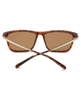 MATTE TORT MENS ACCESSORIES LOCAL SUPPLY SUNGLASSES - DISTRICT_TLM3