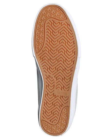HIGHRISE GREY MENS FOOTWEAR GLOBE SKATE SHOES - GBMAHALO14273