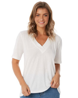 WHITE WOMENS CLOTHING THE FIFTH LABEL TEES - 40180459WHT