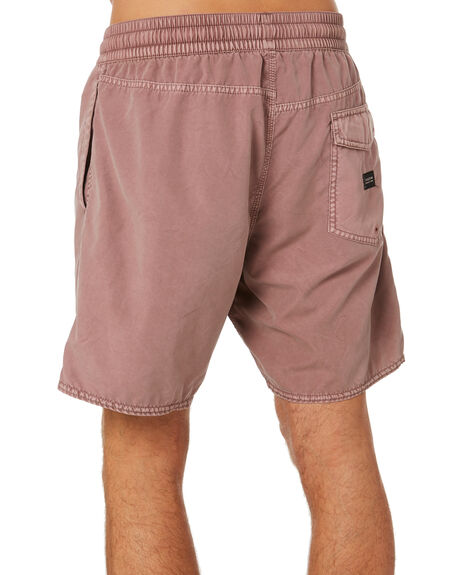 ROSE BROWN MENS CLOTHING VOLCOM BOARDSHORTS - A25418G0RSB