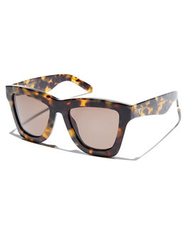 TORT BROWN WOMENS ACCESSORIES VALLEY SUNGLASSES - S0165TRTBR
