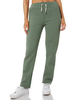 RIFLE GREEN WOMENS CLOTHING RUSTY PANTS - PAL1163RFG