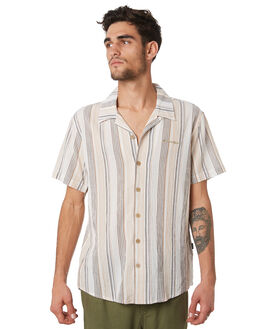 SAND MENS CLOTHING THE CRITICAL SLIDE SOCIETY SHIRTS - SS1849SAND
