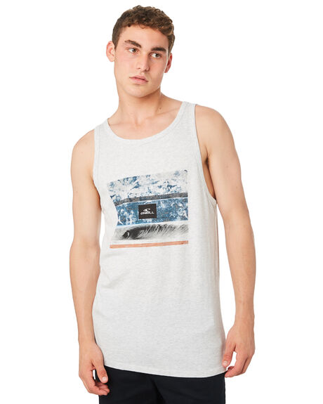 OFF WHITE MARLE MENS CLOTHING O'NEILL SINGLETS - 481090622G