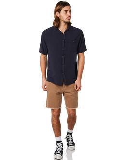 DARK SAPHIRE MENS CLOTHING RUSTY SHIRTS - WSM0834DRS