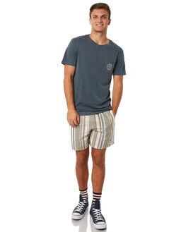 VINTAGE INDIGO MENS CLOTHING RHYTHM TEES - JUL18M-PT02IND