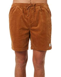 BRONZE MENS CLOTHING KATIN SHORTS - WSLOC03BRNZ