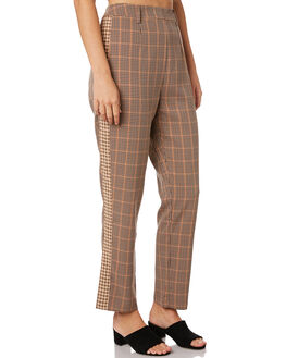MULTI WOMENS CLOTHING TWIIN PANTS - IE19S2433MULTI