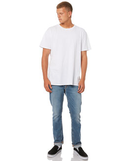 MID STONE COMFORT MENS CLOTHING NUDIE JEANS CO JEANS - 112863MSTN