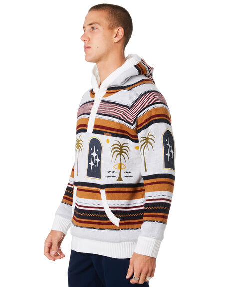 SAND OUTLET MENS THE CRITICAL SLIDE SOCIETY KNITS + CARDIGANS - KT1835SAND