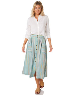 DAM BLUE WOMENS CLOTHING PATAGONIA SKIRTS - 58640SUDB