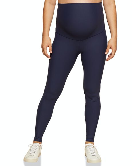 NAVY WOMENS CLOTHING DK ACTIVE ACTIVEWEAR - DKMAT01-002-NVY-XS