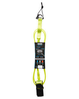 ACID BLACK BOARDSPORTS SURF FCS LEASHES - ECOA-ACD-06FACI