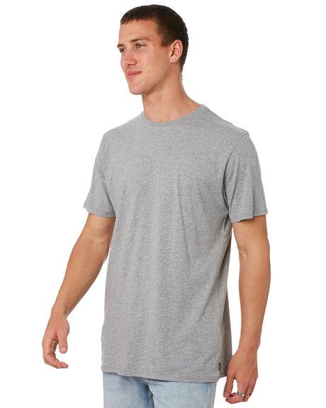 GREY MARLE MENS CLOTHING SWELL TEES - S5164002GRYM