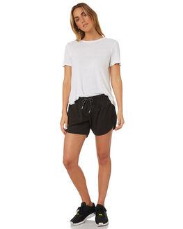 BLACK WOMENS CLOTHING BILLABONG SHORTS - 6581362BLK