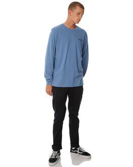 MALTA BLUE WASH MENS CLOTHING DEPACTUS TEES - D5184101MABWS