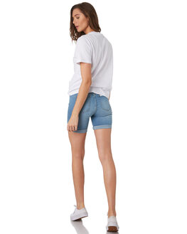 SAN DIEGO FADE WOMENS CLOTHING RIDERS BY LEE SHORTS - R-551647-MK7