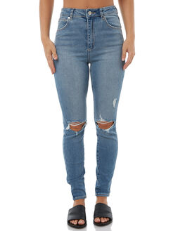 RHEA WOMENS CLOTHING A.BRAND JEANS - 710893584