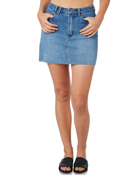 DENIM WOMENS CLOTHING INSIGHT SKIRTS - 5000003180DEN