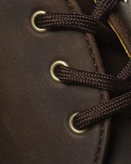 GAUCHO CRAZY HORSE MENS FOOTWEAR DR. MARTENS FASHION SHOES - SS11838201GAUM
