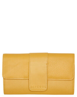 MUSTARD WOMENS ACCESSORIES RIP CURL PURSES + WALLETS - LWLEG11041