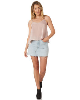 SOFT ROSE WOMENS CLOTHING ALL ABOUT EVE FASHION TOPS - 6423058PNK