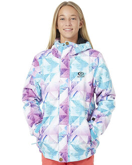 STRIKING PURPLE SNOW OUTERWEAR RIP CURL JACKETS - SKJAM49320