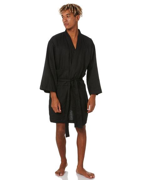 BLACK MENS CLOTHING BARNEY COOLS SOCKS + UNDERWEAR - 901-PEC1BLK
