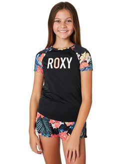TRUE BLACK KIDS GIRLS ROXY SWIMWEAR - ERGWR03112KVJ0